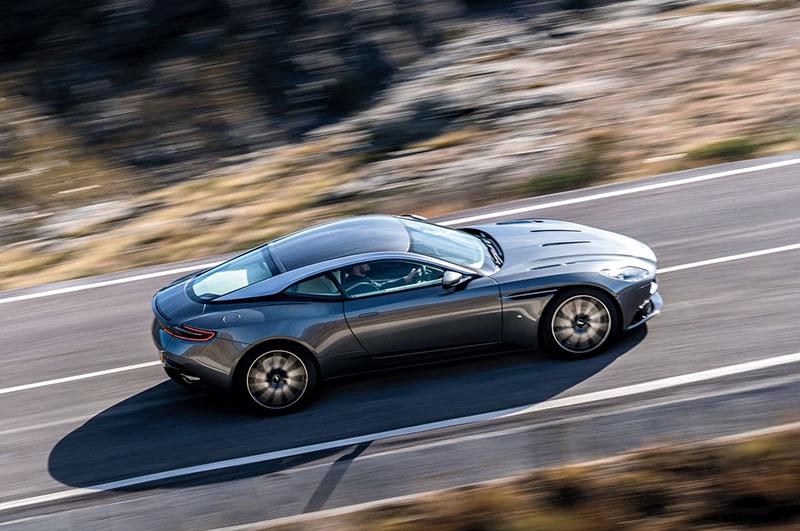 Foto Exteriores Aston Martin Db 11 Filtrado Cupe 2016
