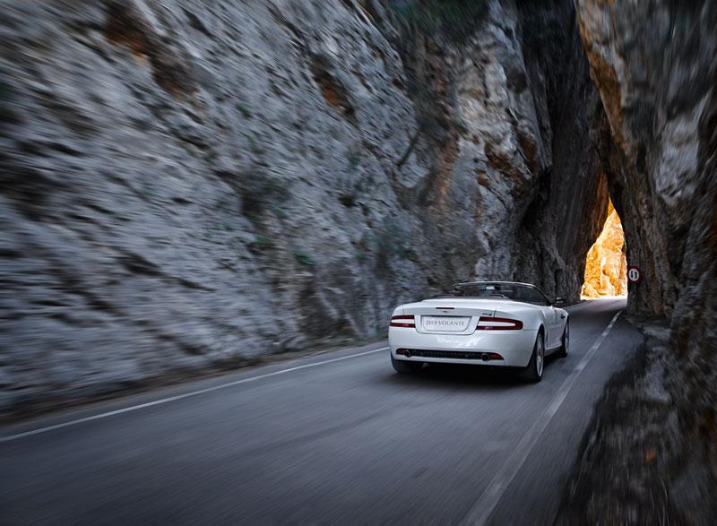 Foto Exteriores Aston Martin Db9 Cupe 2010
