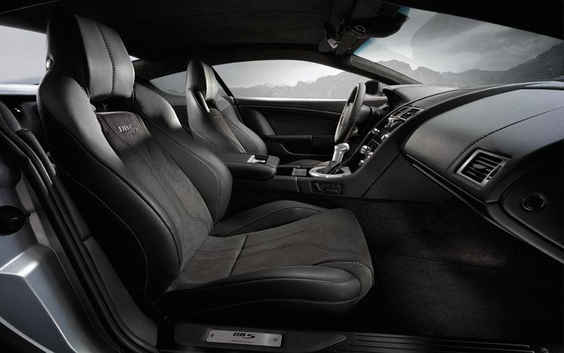 Foto Interiores Aston Martin Dbs Cupe 2009