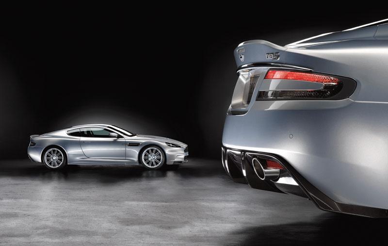 Foto Perfil Aston Martin Dbs Cupe 2009
