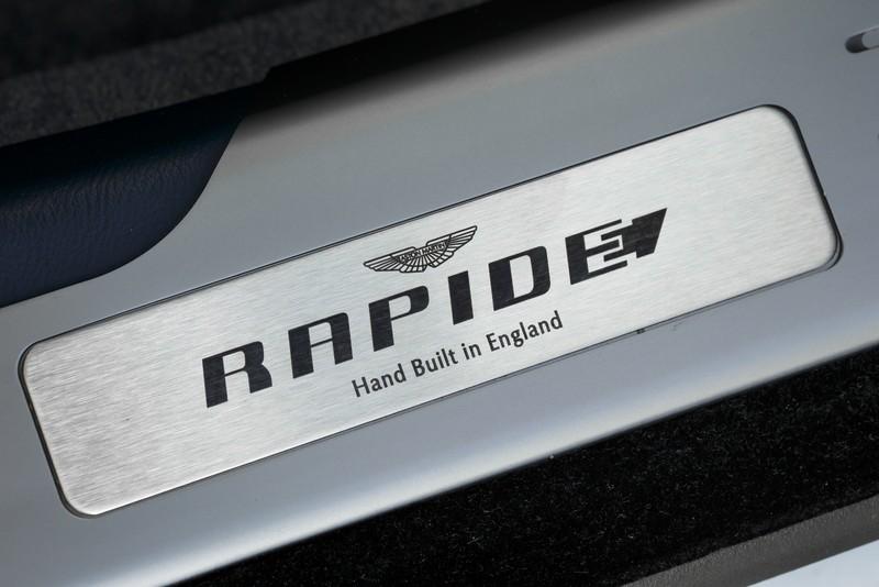 Foto Detalles Aston Martin Rapide Concept Concept 2016