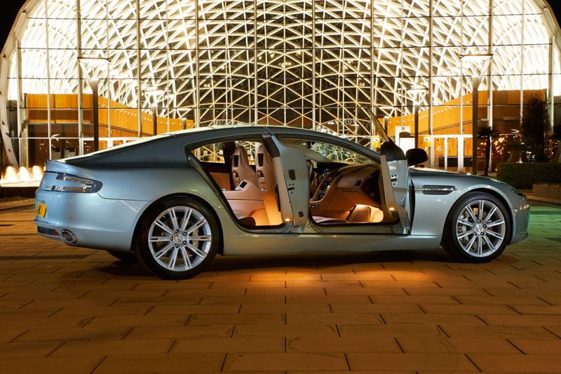 Foto Exteriores Aston Martin Rapide Berlina 2010