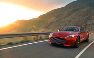 Foto Exteriores (4) Aston Martin Rapide-s Berlina 2013