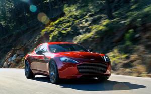 Foto Exteriores (6) Aston Martin Rapide-s Berlina 2013