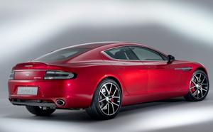 Foto Exteriores Aston Martin Rapide-s Berlina 2013