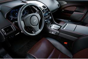Foto Interiores (2) Aston Martin Rapide-s Berlina 2013