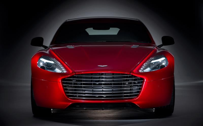 Foto Delantera Aston Martin Rapide-s Berlina 2013