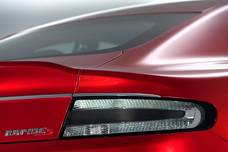 Foto Detalles Aston Martin Rapide-s Berlina 2013