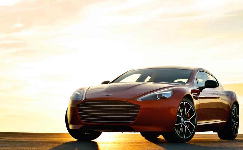 Foto Exteriores (2) Aston Martin Rapide-s Berlina 2013