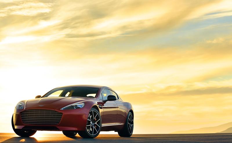 Foto Exteriores (3) Aston Martin Rapide-s Berlina 2013