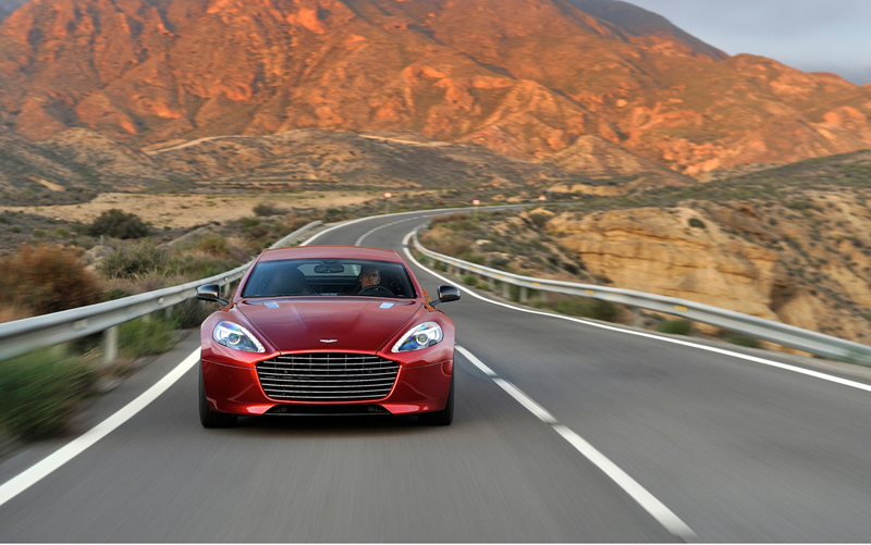 Foto Exteriores (5) Aston Martin Rapide-s Berlina 2013