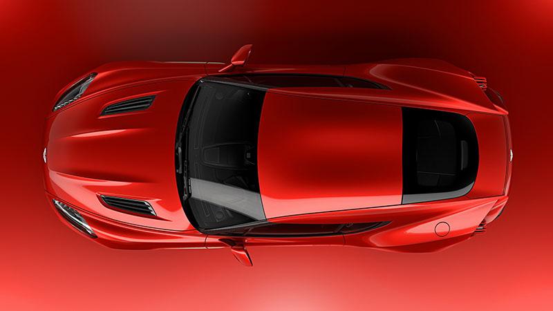 Foto Exteriores Aston Martin Vanquish Zagato Concept Cupe 2016