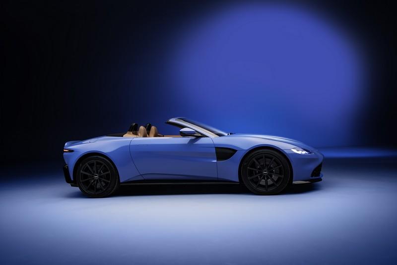Foto Exteriores Aston Martin Vantage Roadster Descapotable 2020