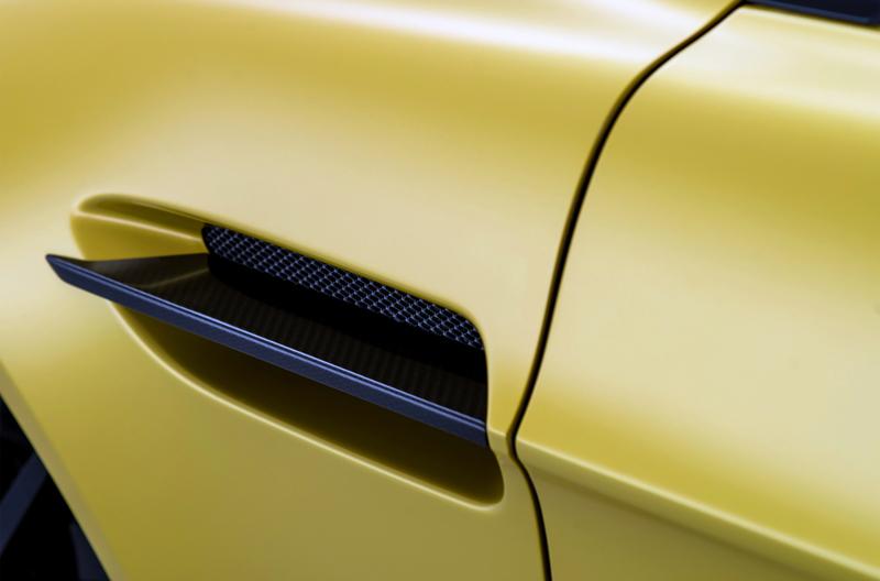 Foto Detalles Aston Martin Vantage S Cupe 2013