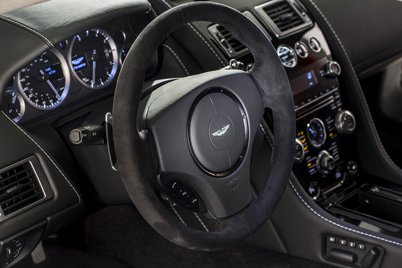 Foto Detalles (5) Aston Martin Vantage-sp10 Cupe 2013