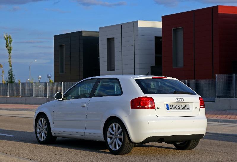 Audi A3 Historia Y Antecedentes 2 De 3 Audi A3 8p