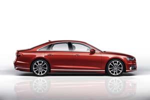 Foto Exteriores (1) Audi A8 Sedan 2017