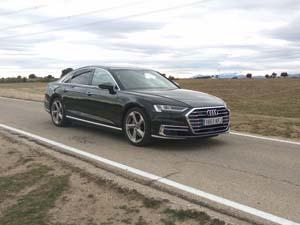 Foto Exteriores (14) Audi A8 Sedan 2017