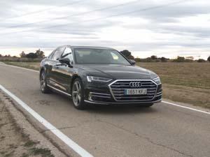 Foto Exteriores (15) Audi A8 Sedan 2017