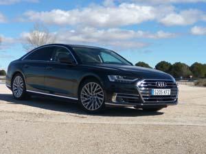 Foto Exteriores (17) Audi A8 Sedan 2017