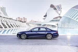 Foto Exteriores (2) Audi A8 Sedan 2017