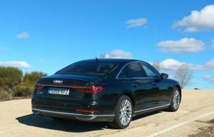 Foto Exteriores (20) Audi A8 Sedan 2017