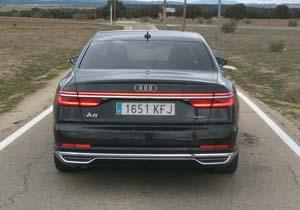 Foto Exteriores (28) Audi A8 Sedan 2017