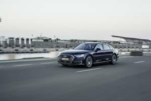 Foto Exteriores (32) Audi A8 Sedan 2017