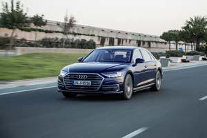 Foto Exteriores (33) Audi A8 Sedan 2017