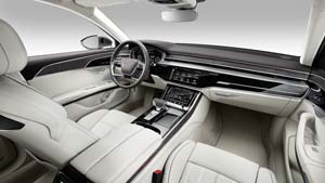 Foto Interiores (2) Audi A8 Sedan 2017