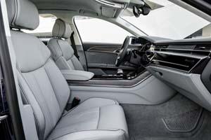 Foto Interiores (6) Audi A8 Sedan 2017