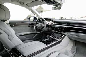 Foto Interiores (7) Audi A8 Sedan 2017