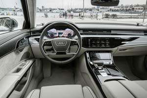 Foto Interiores (8) Audi A8 Sedan 2017