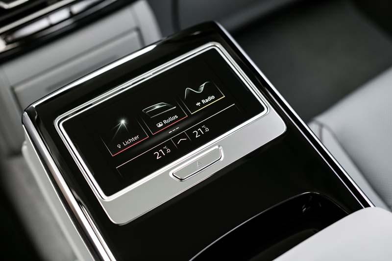 Foto Detalles (4) Audi A8 Sedan 2017