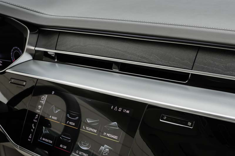 Foto Detalles Audi A8 Sedan 2017
