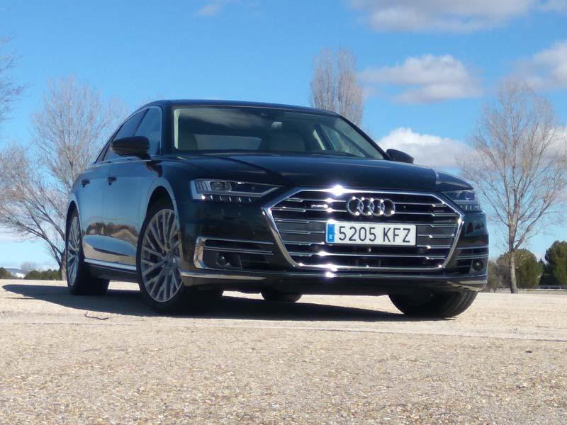 Foto Exteriores (18) Audi A8 Sedan 2017