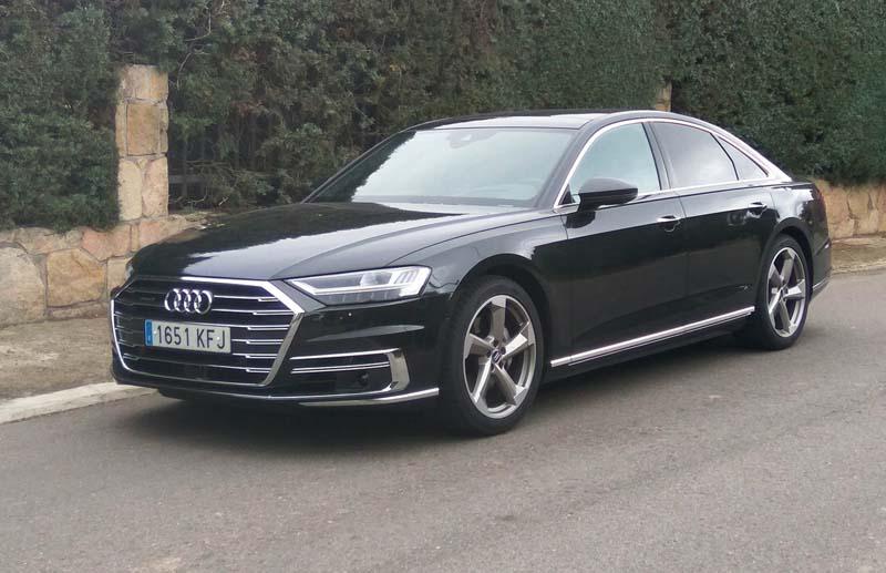Foto Exteriores (21) Audi A8 Sedan 2017
