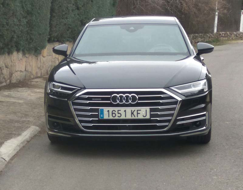Foto Exteriores (22) Audi A8 Sedan 2017