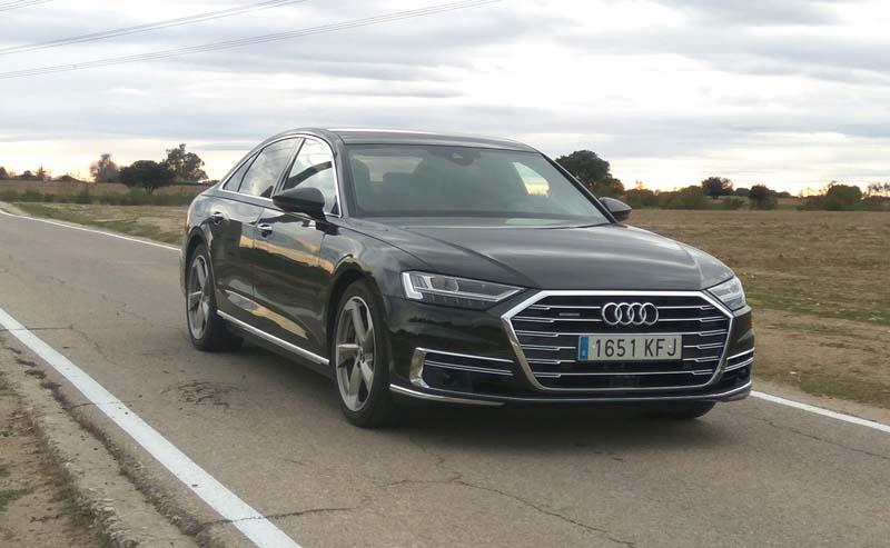 Foto Exteriores (27) Audi A8 Sedan 2017
