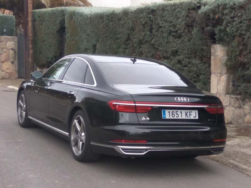 Foto Exteriores (30) Audi A8 Sedan 2017