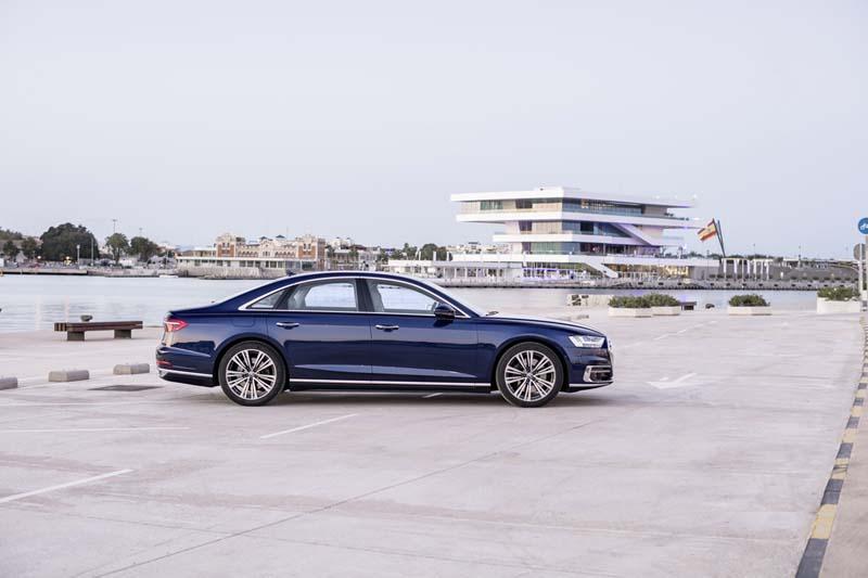 Foto Exteriores (5) Audi A8 Sedan 2017
