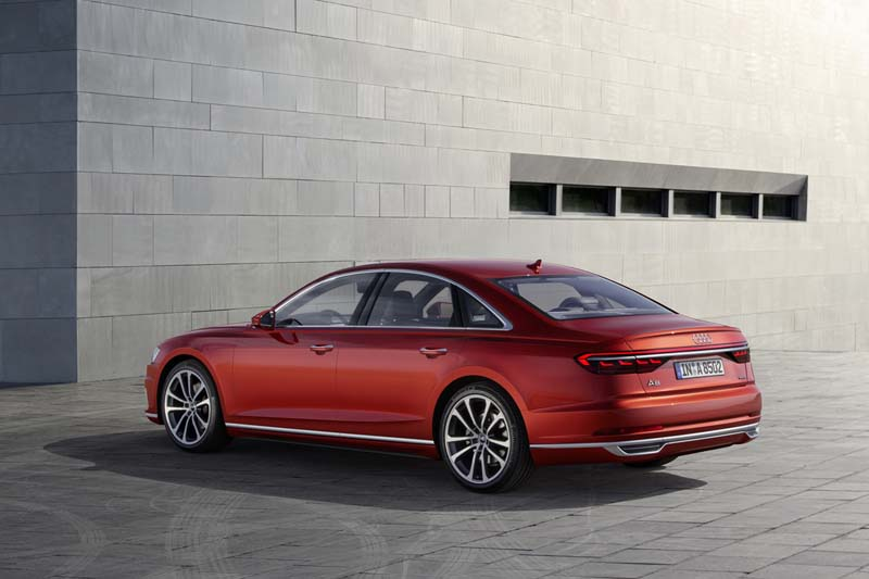 Foto Exteriores (6) Audi A8 Sedan 2017