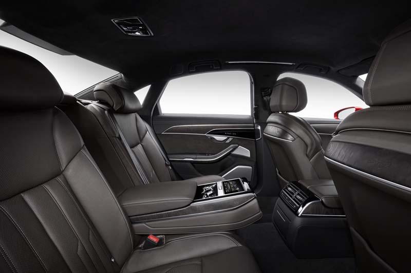 Foto Interiores (1) Audi A8 Sedan 2017