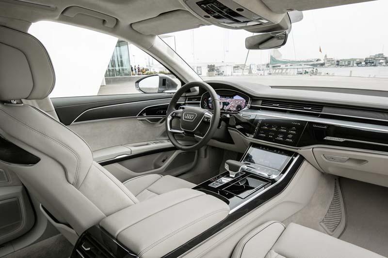 Foto Interiores (9) Audi A8 Sedan 2017