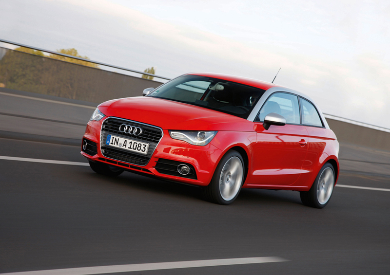 Audi A1 Attracted 2012