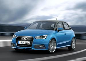Foto Exterior (5) Audi A1 Dos Volumenes 2015