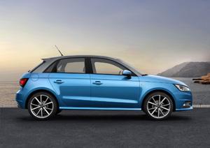 Foto Exterior (7) Audi A1 Dos Volumenes 2015
