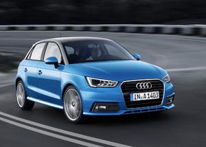 Foto Exterior (8) Audi A1 Dos Volumenes 2015