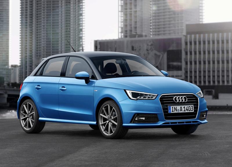 Foto Exterior Audi A1 Dos Volumenes 2015