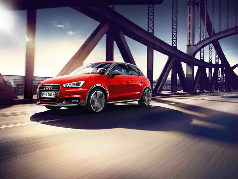 Foto Exteriores Audi A1 Active Kit Dos Volumenes 2016